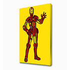 LARGE C3PO IRON MAN CANVAS PRINT EZ1142