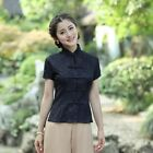 CF white black beige chinese style lace women's Tops/T-shirt blouse 6.8.10.12.14