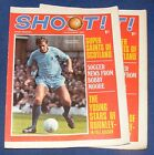 SHOOT!  MAGAZINE VARIOUS ISSUES 1969