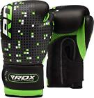 RDX Boxing Gloves Kids Junior Punching MMA UFC Fight Mitts Children Youth US