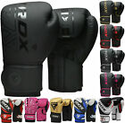 RDX 6oz Kids Boxing Gloves Junior Mitts Punching Bag Children MMA Youth Boys US