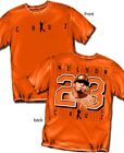 Nelson Cruz Baltimore Orioles SILHOUETTE T-Shirt - Adult Sizes Brand New