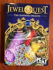 Jewel Quest 6 The Sapphire Dragon PC Puzzle Match Game New/Sealed