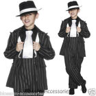 CK435 Zoot Suit Gangster 1920s Mafia Boys Chicago Fancy Dress Costume Book Week