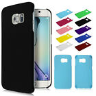 Thin Frosted Matte PC Hard Skin Back Case Cover For Samsung Galaxy S6 Edge/ S6