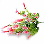1pcs Artifitial silk small flower lifelike flowers Home wedding party decoration