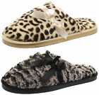New Dunlop Henrietta Womens Slipper Mules ALL SIZES AND COLOURS