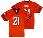 NFL Football Youth Boys Denver Broncos Aqib Talib # 21 Player Jersey - Orange