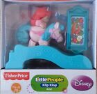 Fisher-Price Little People Disney Princess Ariel & Horse Klip-klop New