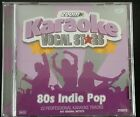 ZOOM KARAOKE CDG    VOCAL STARS   80s INDIE POP     22  TOP TRACKS