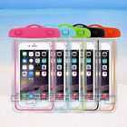 Waterproof Case Pouch Bag For Samsung Galaxy S3 S4 S5 S6 Snorkeling Kayaking