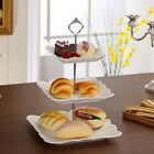 1 Set 2 or 3 Tier Cake Plate Stand Cupcake Fittings Wedding Party 2Colors