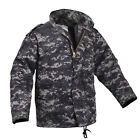 military jacket m-65 subdued urban digital camo with liner coat m65 rothco 8717