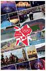London 2012 Olympics - Collage Sport Olympiade England - Poster Druck 61x91,5 cm