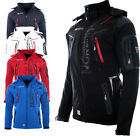 Geographical Norway Herren Softshell Jacke regen sport Funktions übergangs jacke