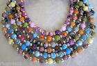New Viva Beads Classic 8mm Silver Ball Necklace CIDER CREEK COLLECTION New NWT