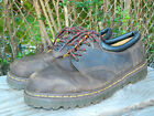 2000's Dr. Martens Low Brown Leather Oxford Shoe Men's Size 12 M Used- Good Cond
