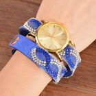 JP Women Elegant Long Strap Jewerly Bracelet Watcth Korea Cloth with Soft Nap
