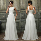 RETRO 1950s Wedding Guest Long Evening Gown Party Formal Prom Bridesmaid Dresses