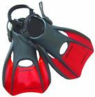 Bodyboard Fins Flippers - Body Surf Snorkeling Swim Sea Surfing Bodyboarding