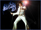 ELVIS PRESLEY IN WHITE JUMP SUIT T-SHIRT-MENS WOMENS KIDS TOPS S TO 5XL