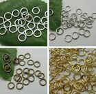 FREE SHIPPING Jump Rings Open Connectors Beads Pick  800pcs 5mm DF882A