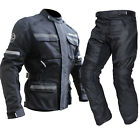 BUFFALO SCOPE ALL IN ONE WATERPROOF MOTORCYCLE 2 PIECE OVER JACKET PANTS KIT