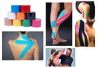 1 Roll Kinesiology Elastic Tape Rope Sports Physio Muscle Strain Injury Support