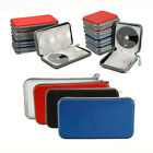 New Portable Plastic 40/80 Disc CD DVD Wallet Storage Organizer Bag Case 5 Color