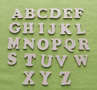 40mm MDF Craft Letters 4cm Wooden Alphabet Letters - Set of wood number shapes