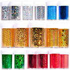 Galaxy Nail Art Transfer Foil Nail Sticker Tips Acrylic DIY Decoration 33 colors