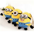 Soft Toy Despicable Me 2 Plush Minion Minions 3D Eye Doll Xmas Best Gift