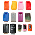 for Volvo S60 S80 V70 XC60/70 Remote Key Chain Cover  2008 2009 2010 2011 2012