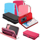 Multifunction Leather Card Holder Money Coin Wallet Purse Case for iPhone 6 Plus