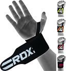 RDX Wrist Weight Lifting Training Gym Straps Support Grip Glove Body Building OG