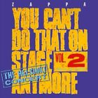 You Can't Do That on Stage Anymore:v2 - Frank Zappa New & Sealed Compact Disc Fr