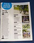 CYCLING WEEKLY MAGAZINE 2015 VARIOUS ISSUES