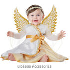 CK567 Infant Baby Angel Girls Child Heaven Christmas Xmas Easter Party Costume