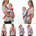 Adjustable Newborn Baby Infant Carrier Backpack Front Back Rider Sling Tool
