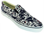 Sperry Striper S/o Jungle Men's Nautical Elasticated Gusset Canvas Loafers New