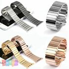 Stainless Steel Watch band Strap Classic Buckle For Apple Watch iWatch 38/42mm