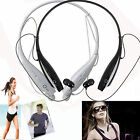 Wireless Bluetooth Sport Stereo Headset Headphone For Samsung HTC Huawei ASUS