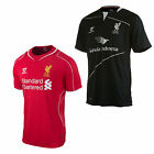 Warrior Liverpool FC Kinder Trikot Premier League Shirt Home Training Jersey