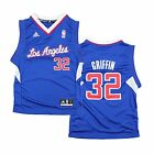 Adidas NBA Youth Los Angeles Clippers Blake Griffin #32 Replica Alternate Jersey