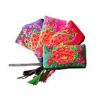 Ethnic Embroidery Hand Bag Coin Purse Cosmetic Bag Small Wool Embroided Lady HUK