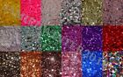 *10 FOR 5* LOOSE ROUND CUPPED SEQUINS,6-7mm SEWING/EMBELLISHMENTS CONFETTi