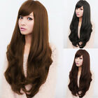 Wig Natural Curly Straight Wavy Fancy Dress Fashion Womens Ladies Hair Wig