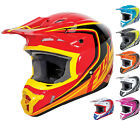 Fly Racing 2016 Kinetic Fullspeed Motocross Helmet Lightweight Washable Interior