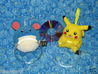 Pokemon Plush Pikachu and Marill Towel Holders from Japan USA SELLER