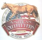 NEW! Mens/Womens NATIONAL RIDERS Horse Back Patriotic USA Unisex T-Shirt M to XL